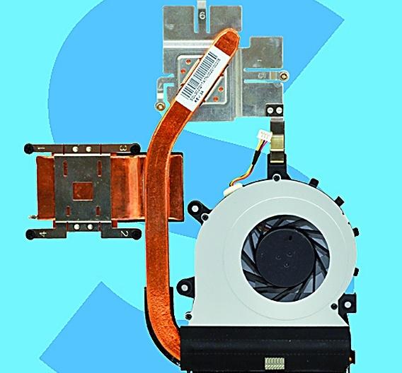 Cooling Modules von Sunon mit Heatpipe