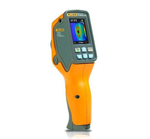Visuelles Infrarot-Thermometer Fluke VT02