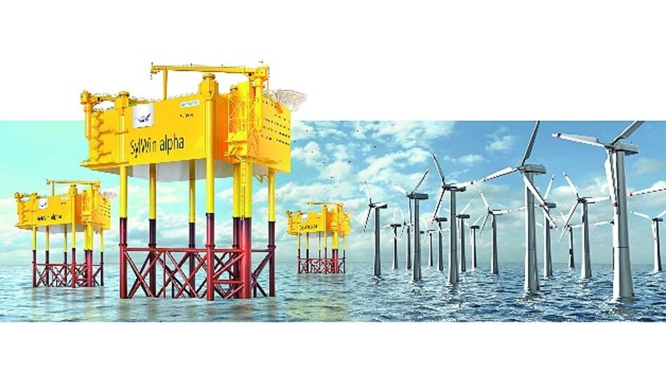 Friesland Kabel liefert die Verkabelung für die von Nordic Yards gefertigte Konverter-Plattform SylWin alpha.