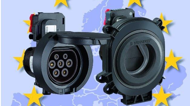 Wer hat's erfunden? Mennekes. Die Europäische Kommission hat den sogenannten Typ-2-Stecker als gemeinsamen Ladestecker festgelegt.