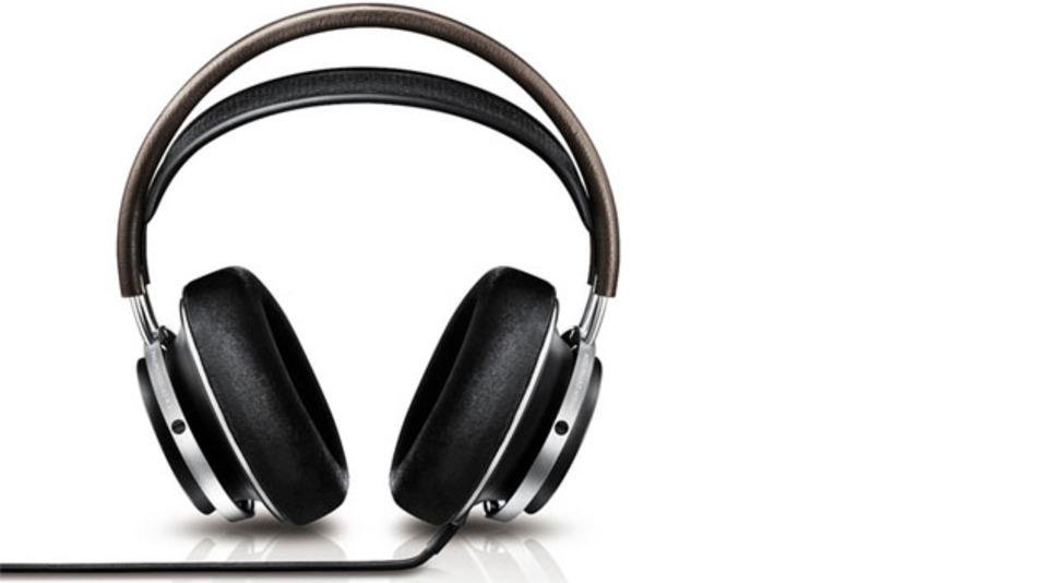 Einer der neuesten und damit auch letzten Kopfhörer von Philips: der Fidelio X1.