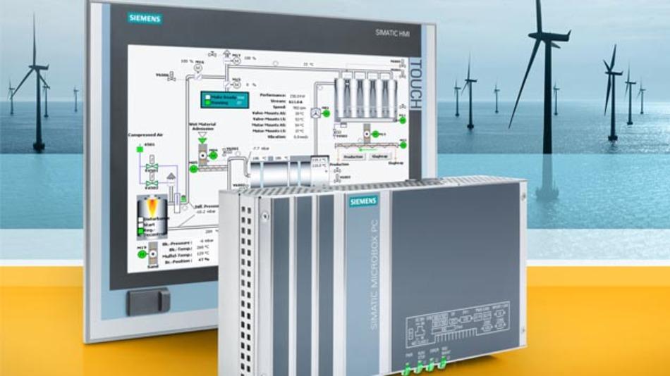 Schnell, robust und fernwartbar: Die neuen Simatic-Industrie-PCs