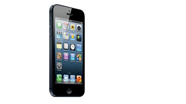 Das iPhone 5.