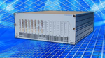 Skalierbare LXI-Breitbandmatrix