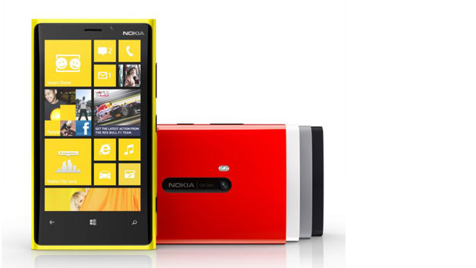 Das Lumia 920 von Nokia.