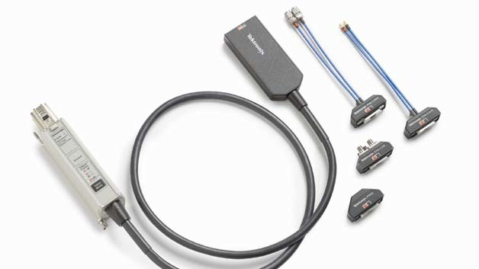 Spezielle Anschlusstechnik, DSP-Unterstützung und S-Parameter: die neue Serie von Tektronix-Tastköpfen schafft 30 GHz.