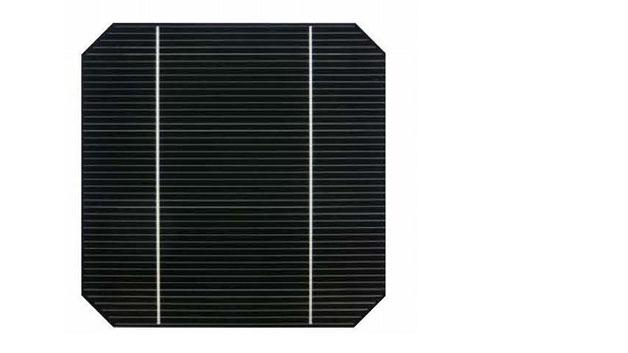 Die HIT-Solarzelle von Panasonic.