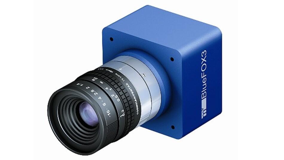 Die zukünftige USB3-Vision-Kamera »mvBlueFOX3« von Matrix Vision