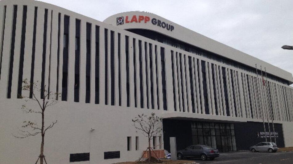 Die Lapp Gruppe eröffnet im Frühjahr im Südosten von Shanghai ein eigenes Produktionswerk.
