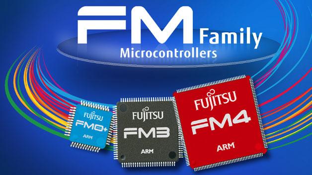 Fujitsu Semiconductor zeigt auf der embedded world 2013 seine neuesten Entwicklungen rund um den Cortex-M.