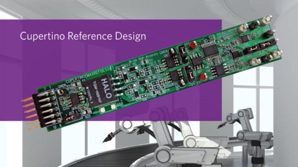 Das Cupertino-AFE lässt sich direkt an jeden Erweiterungsport eines FPGA/CPU-Entwicklungssystems anschließen, das den Pmod-Standard von Digilent unterstützt.