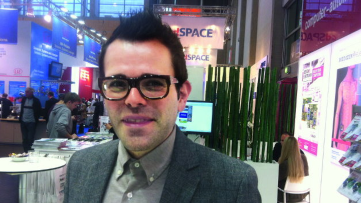 Patrik Hellmüller, Marketing Communications Manager bei Syslogic Datentechnik.