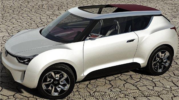 Leoni stellt die Kabelsätze für Ssangyongs neuen Geländewagen her, der 2015 auf den Markt kommen soll.