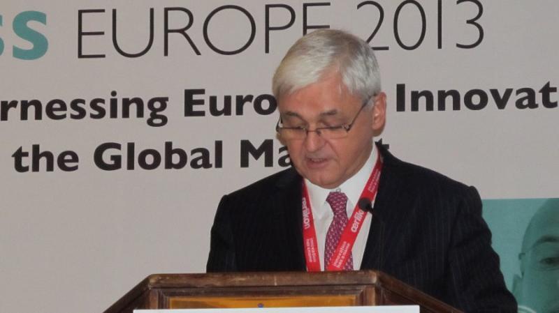 Der Schweizer Heinz Kundert ist Chef der europäischen SEMI-Organisation.