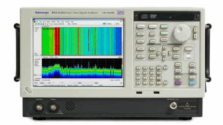 Die Spektrumanalysatoren der RSA5000-Reihe können jetzt noch mehr.
