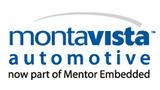 Logo Montavista automotive now Mentor