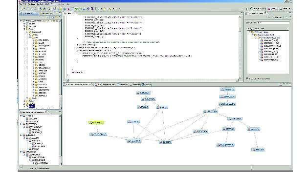 Bild 1: Screenshot der Entwicklungsumgebung »DAVE 3« von Infineon für die Mikrocontrollerfamilie »XMC4500«