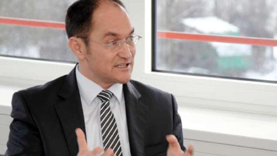 Hermann Reiter ist als Vertriebsdirektor für den Ausbau des Produktionsgeschäfts von Digi Key in Mitteleuropa verantwortlich