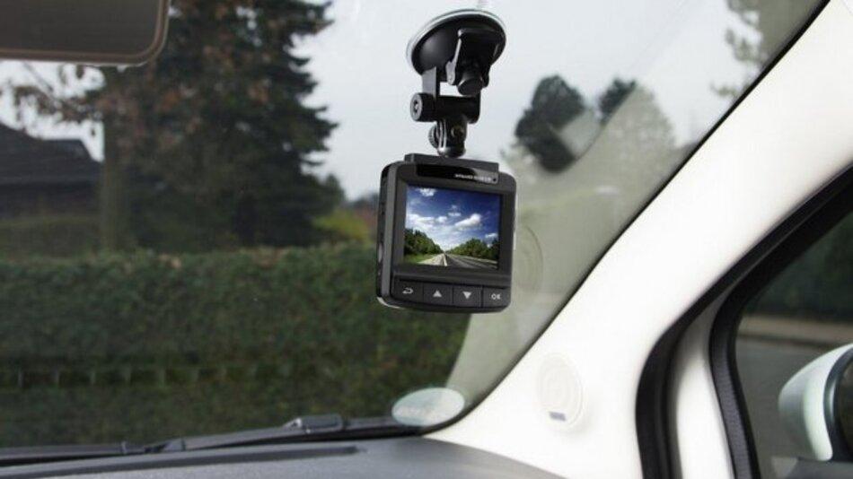 Mobiles Kamerasystem fürs Auto.