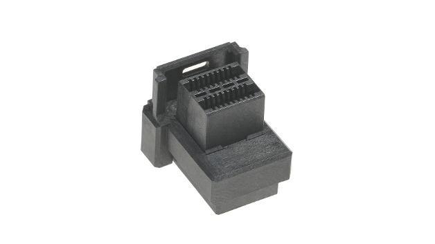 Die iPass+ zHD Steckverbinder von Molex entsprechen den Anforderungen von SAS-3 und dem geplanten SAS-4.