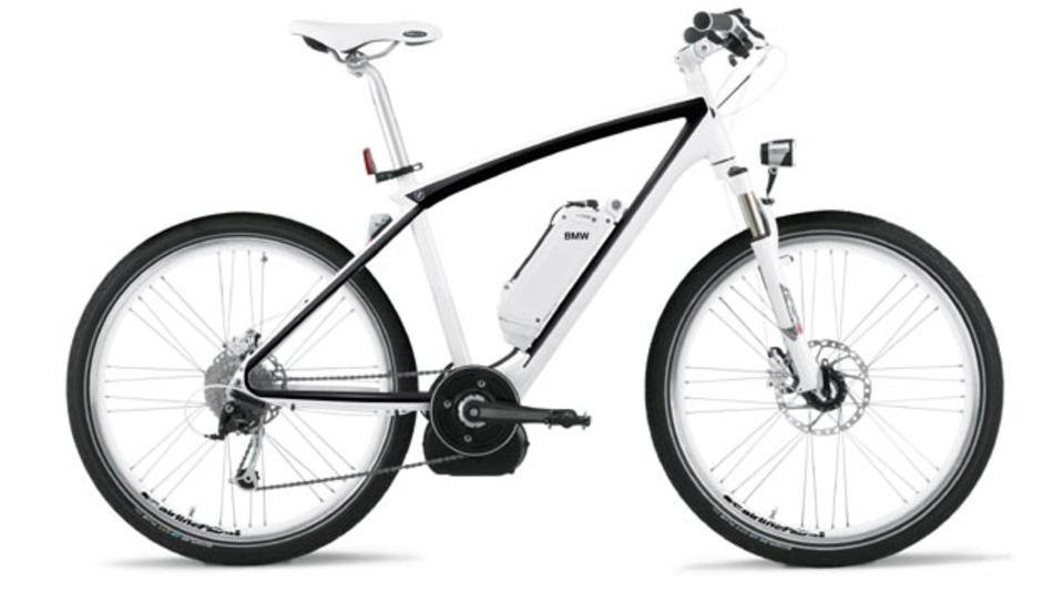 Auf Deutschland begrenzt und in limitierter Stückzahl erhältlich: Das BMW Cruise e-Bike.