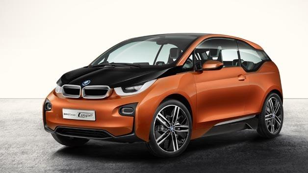 Soll Ende 2013 auf den Markt kommen: der BMW i3.