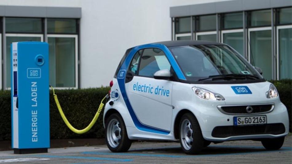 Stockt seine Flotte an Elektrofahrzeugen in Stuttgart auf: Der Daimler-Mobilitätsdienstleister Car2go.