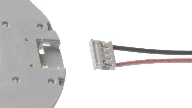 Molex hat in Zusammenarbeit mit Bridgelux ein LED-Array aus Kunststoff  entwickelt.