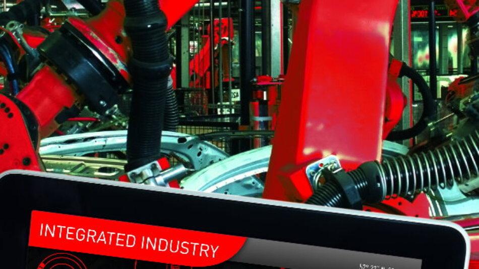 Die Hannover Messe (8. bis 12. April) hat sich Industrie 4.0 als Leitthema auf die Fahnen geschrieben.