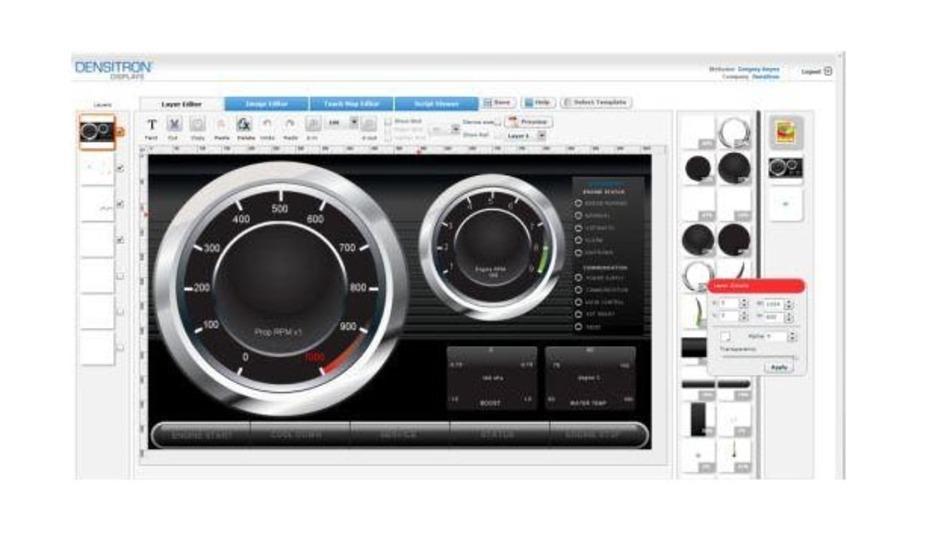 User Interface Design mit Ripdraw