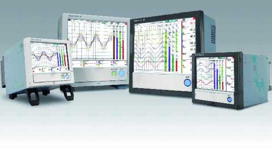 SMARTDAC+ ist ein flexibles Messwerterfassungs- und Regelungssystem, bei dessen Entwicklung vor allem auf einfache Bedienung Wert gelegt wurde