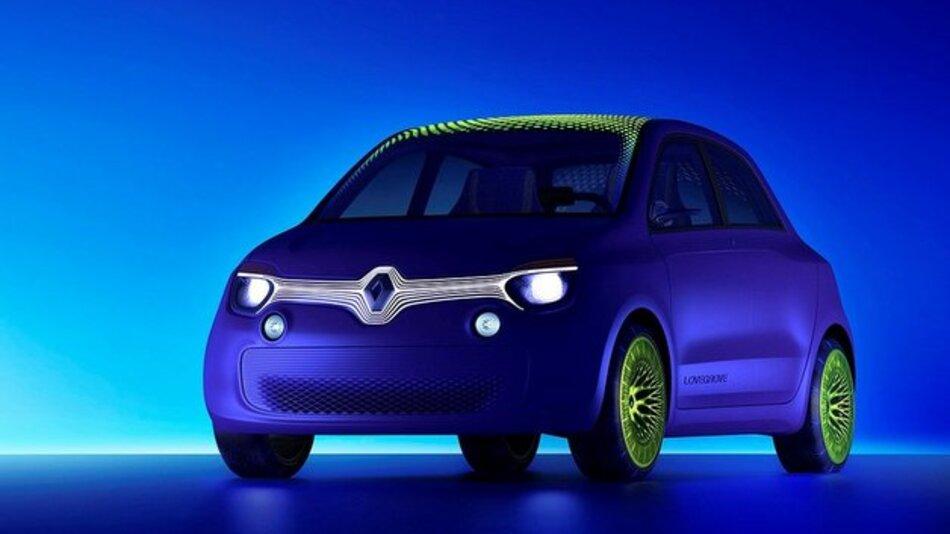 Concept Car Twin`Z von Renault.
