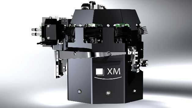 Die optische Auflösung des neuen Moduls ist mit 16 bzw. 8 µm spezifiziert.