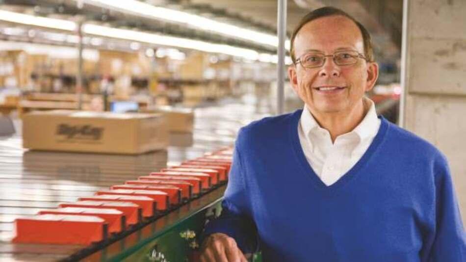 Mark Larson, Digi-Key: »Der Markt in Deutschland und Europa als Ganzes ist riesig. Wir haben viel Platz zum Wachsen und wir glauben, dass eine lokale Präsenz das Wachstum von Digi-Key beschleunigen wird!«