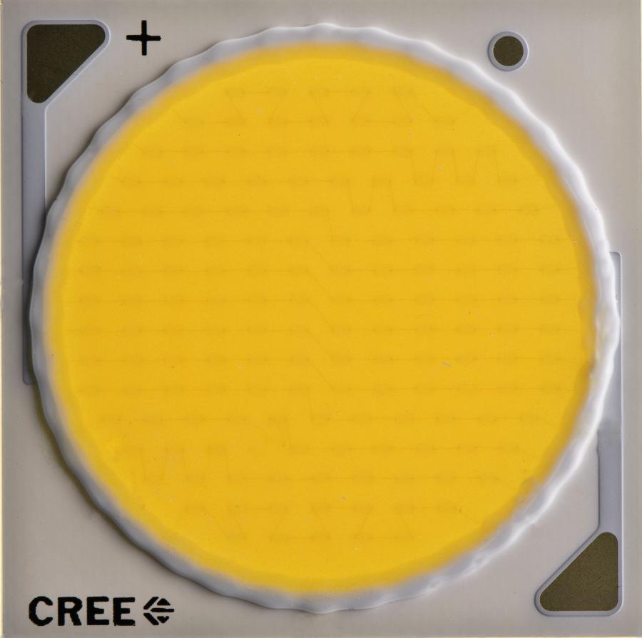 Die neue »XLamp CXA 3050« von Cree.