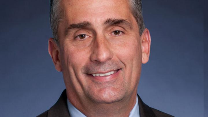 Brian Krzanich, Intels Chief-Operating-Officer