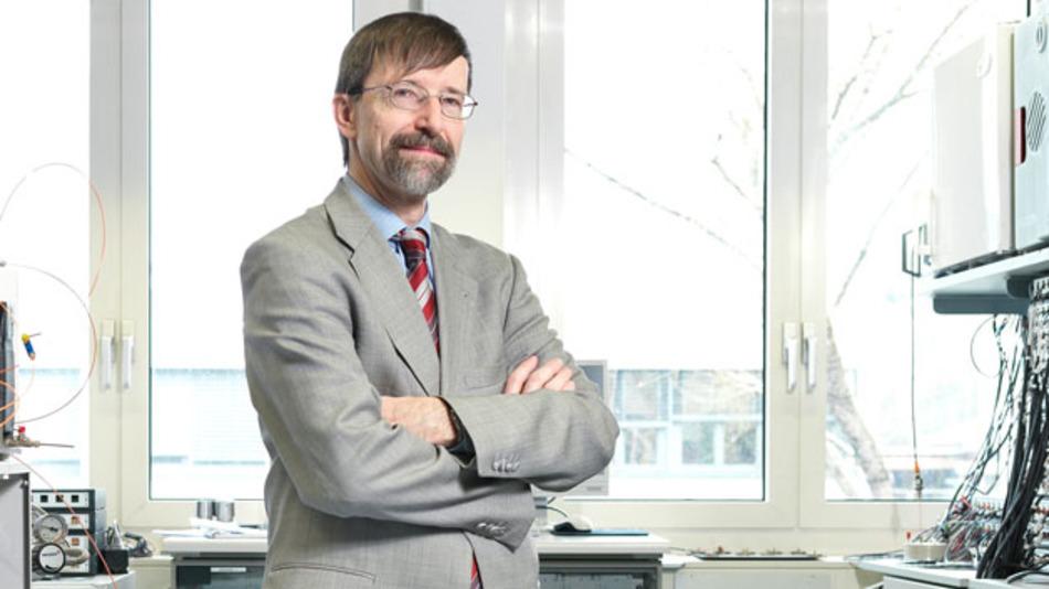 Professor Petr Novak, Leiter der Sektion für elektrochemische Energiespeicherung und Mitautor der Studie.