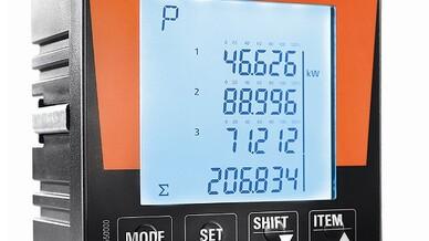 Der »Power Monitor« von Weidmüller kann als Basis eines Energie-Management-Systems dienen.