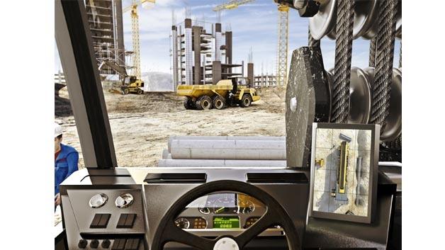 Das ntelligentes Kamerasystem ProViu 360 für Nutzfahrzeuge bringt Leben in den toten Winkel und ermöglicht auf einen Blick die 360-Grad-Kontrolle von Fahrzeug und Umfeld.