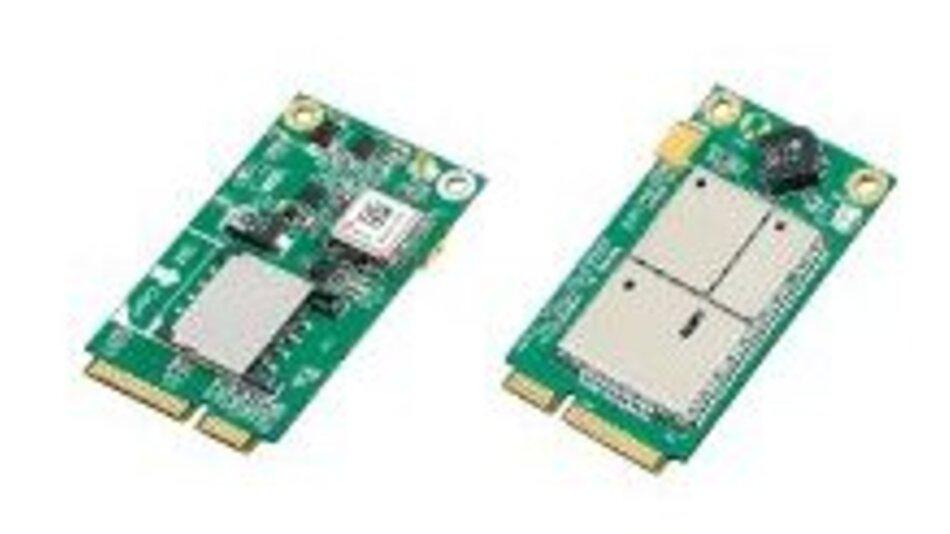 eCall-taugliches PCIe-Modul von Adavantech.