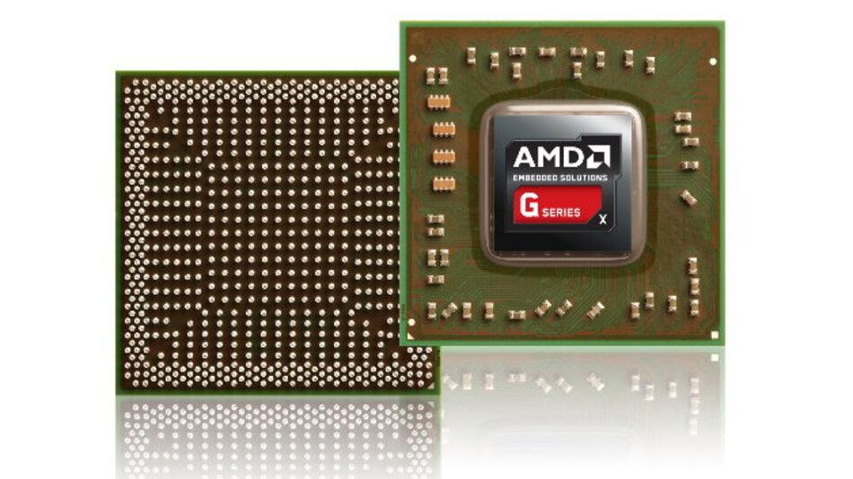Mit dem neuen AMD Embedded-G-Series System-on-Chip zielt AMD auf wachstumsstarke Embedded-Märkte