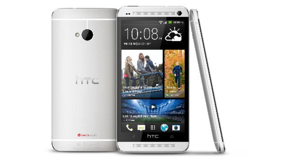 Benötigt ein neues Mikrofon - das Top-Handy HTC One