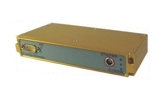 Messerweiterung FlexRay-Extender von Ipetronik.
