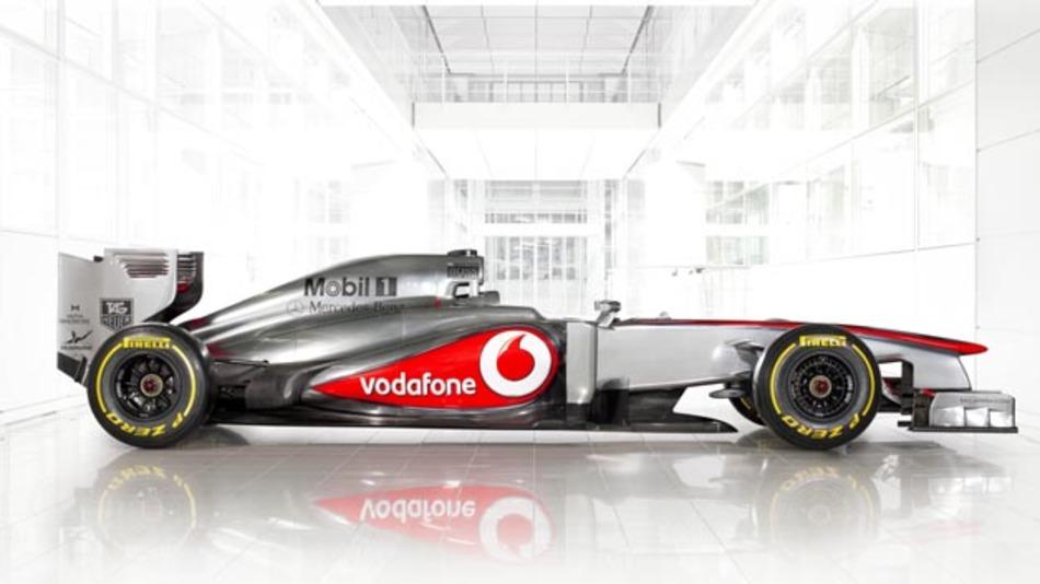 Damit McLaren-Rennwagen in der Formel 1 oder der Nascar an den Start gehen können, bedarf es hochwertiger elektronischer Komponenten und vieler Tests.