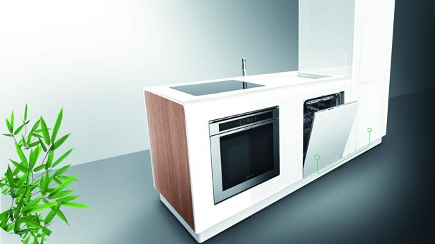 Aeg Kühlschrank Wasser : Bauknecht geschirrspüler und kühlschrank als wärmetauschendes
