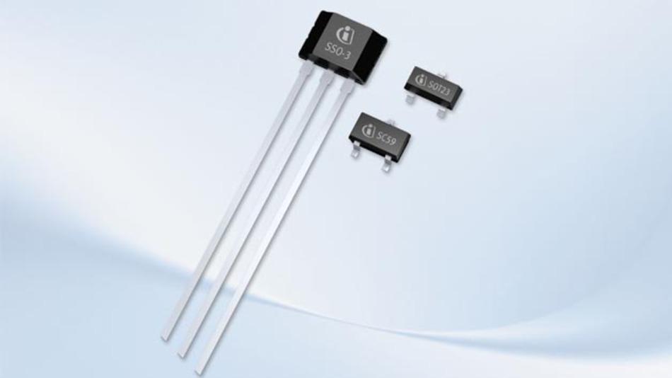 TLE496x-Serie von Infineon für den Einsatz in Fernsterhebern oder Scheibenwischern.