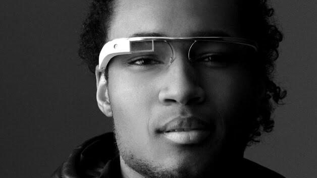 Datenbrille Google Glass