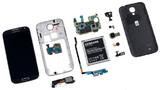 Bauteile des Samsung Galaxy S4