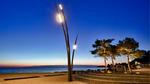 »Strandgräser« erleuchten den Timmendorfer Strand