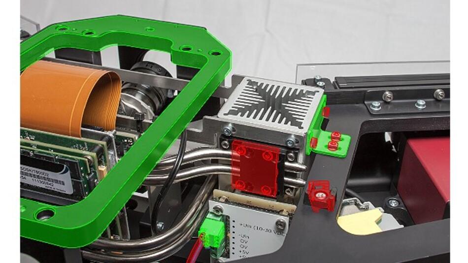 Bei der modellbasierten Montageprüfung vergleicht eine Software die digitalen Solldaten montierter Bauteile mit dem realen Ergebnis. Fehler werden unmittelbar erkannt.
